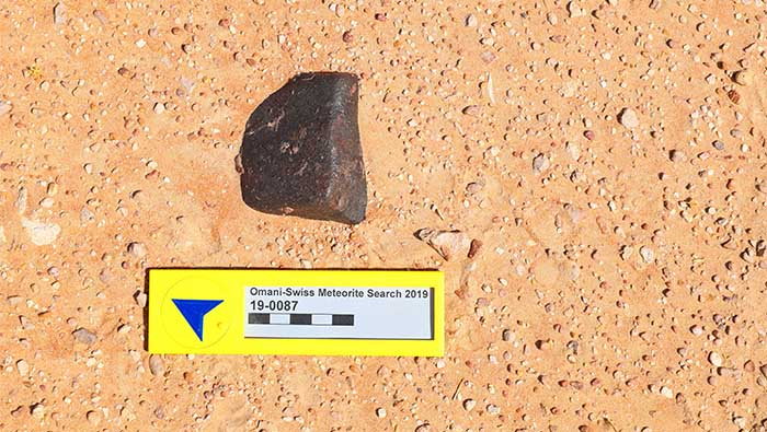 Hundreds of meteorites discovered in Oman's deserts