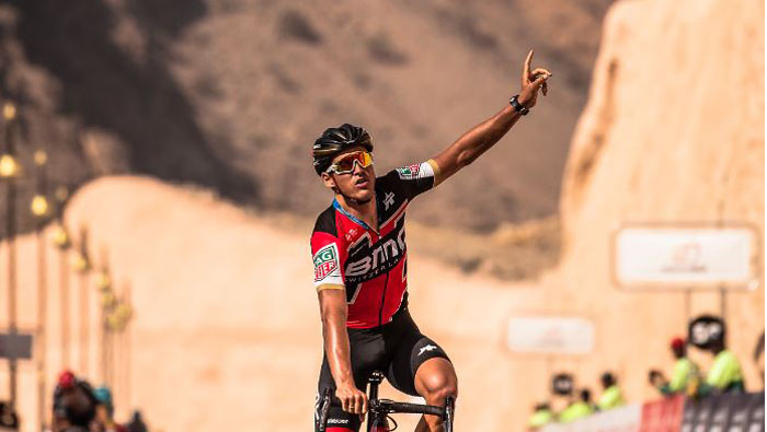 Rivals to battle it out on Tour of Oman turf