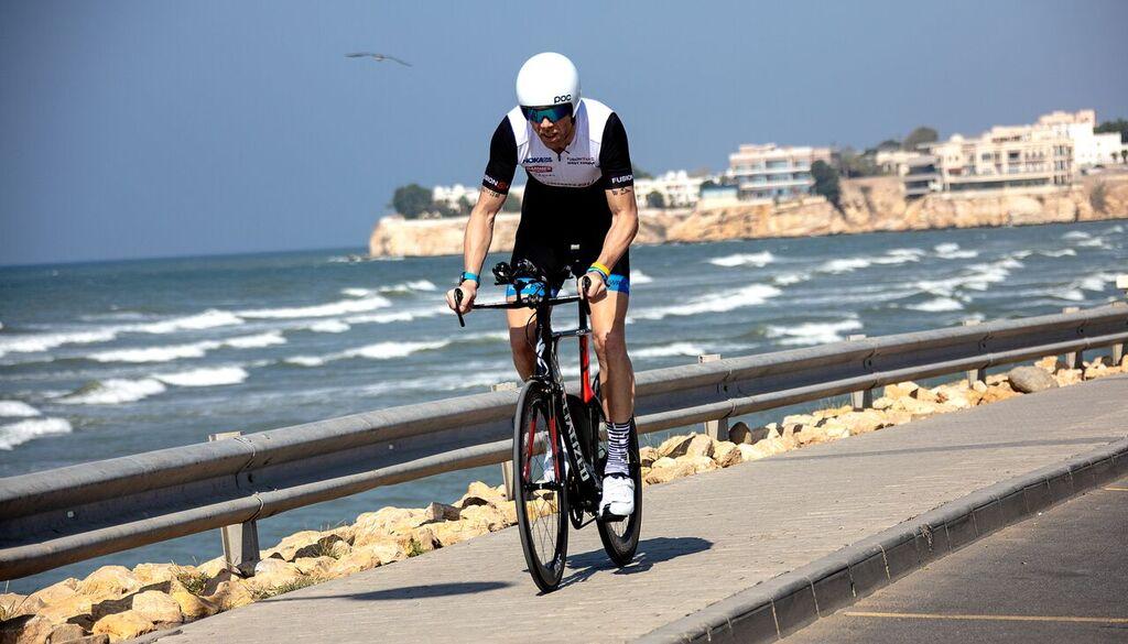 Ironman race begins in Muscat