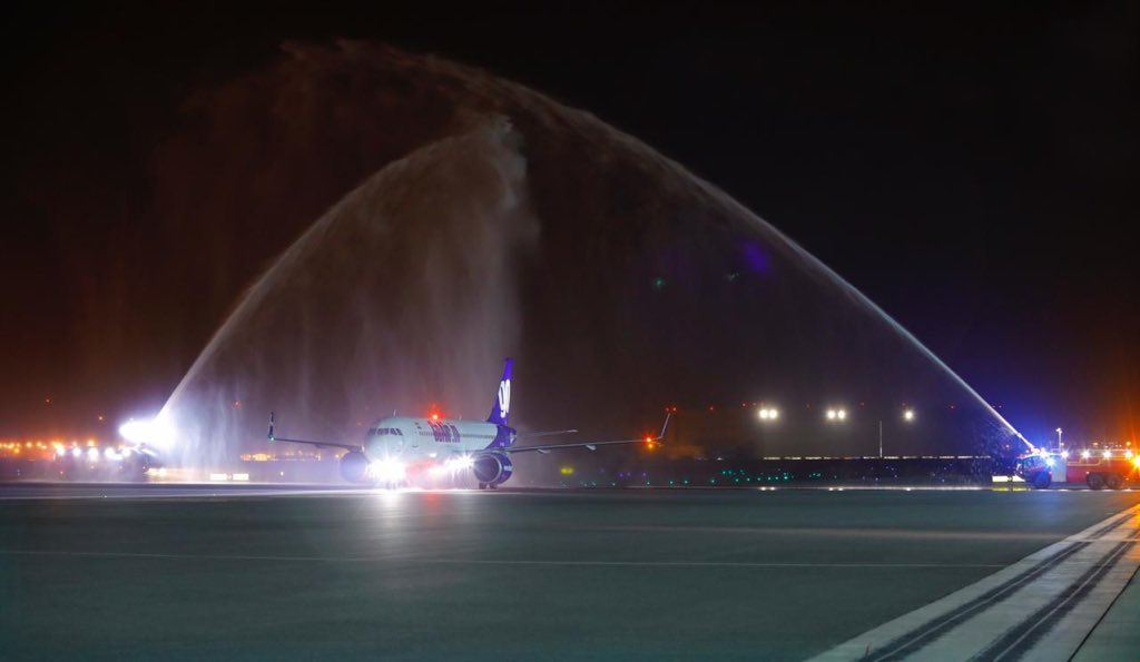 GoAir commences operations on Kannur-Muscat route