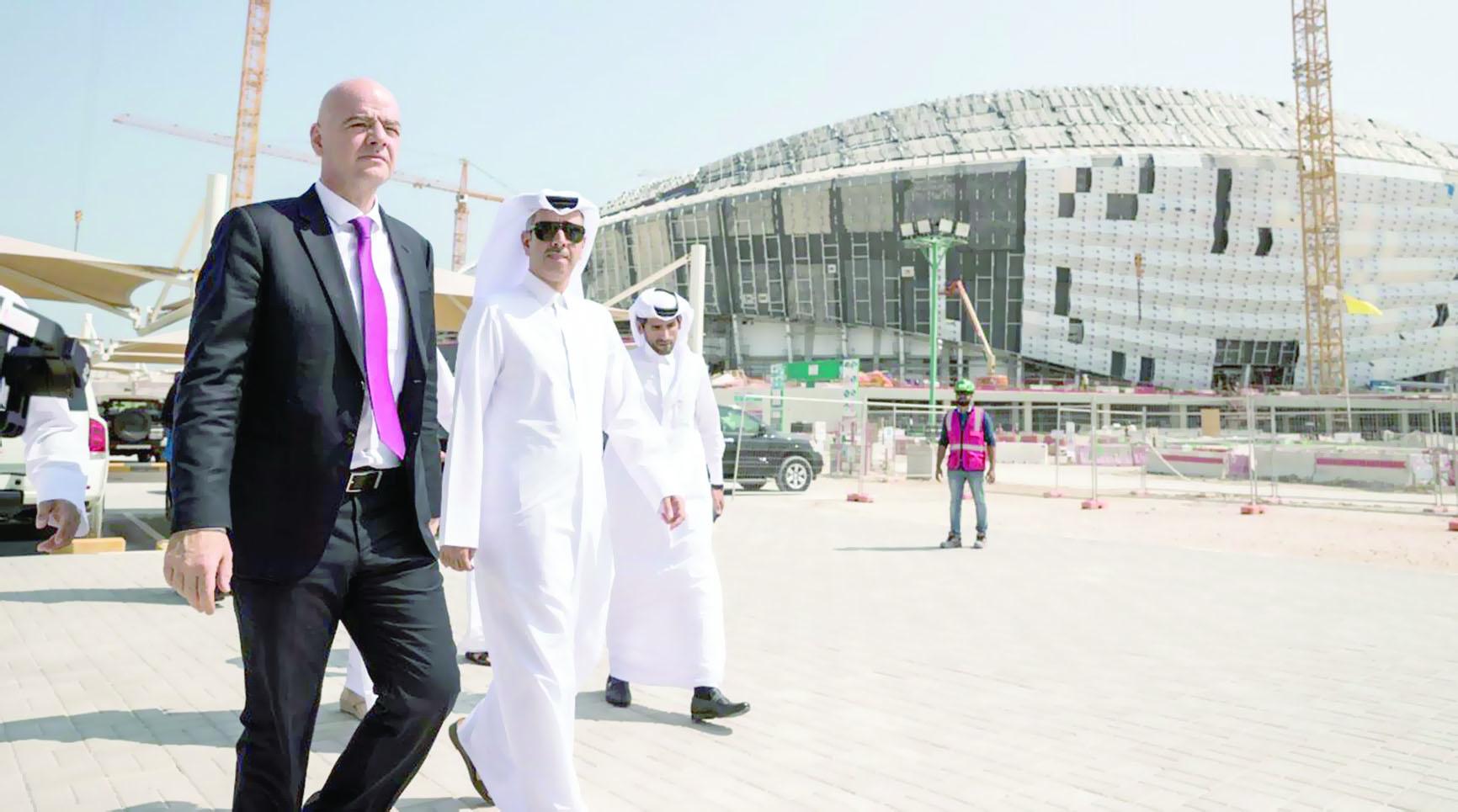 تعرف على سيناريوهات استضافة السلطنة لبعض مباريات مونديال قطر 2022