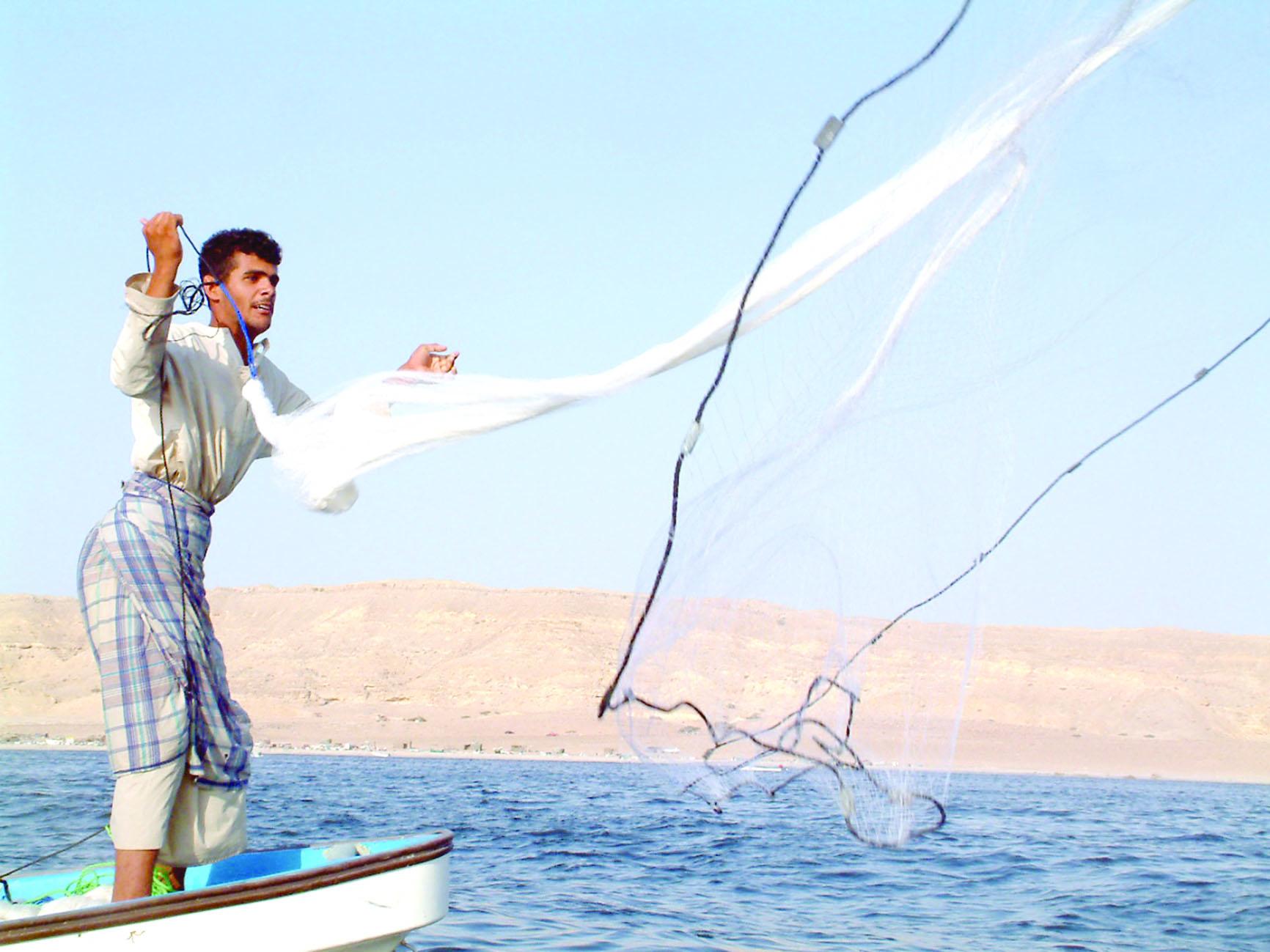 قانون الثروة المائية يحقق الاستقرار للصيادين