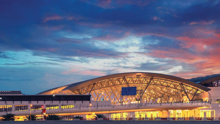 One year on: New airport flying high on global map
