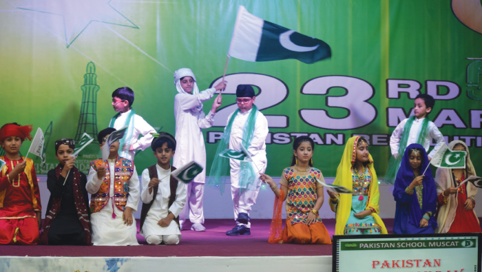 Pakistan Day celebrations held across the Sultanate
