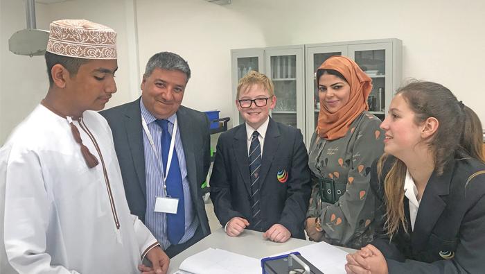 A'soud Global School to promote Arabic language studies