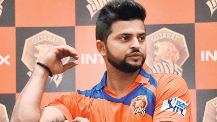 Raina scores 5,000 IPL runs