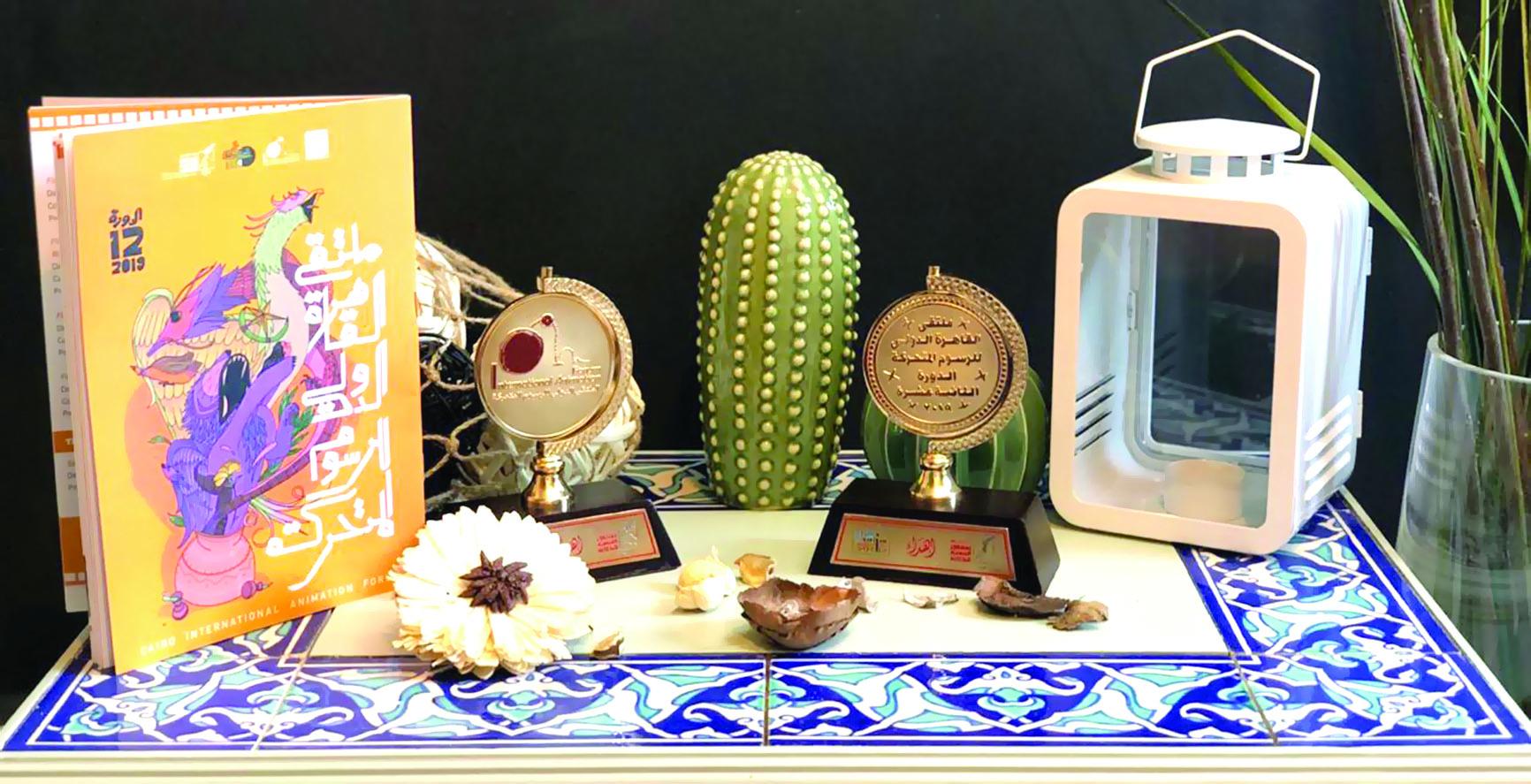 «تو..واصل»يحصد الجائزة الأولى كأفضل مسلسل كرتوني عماني