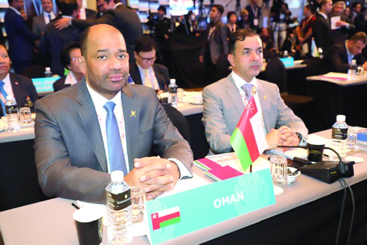 الأولمبية العُمانية تشارك في اجتماعات المجلس الأولمبي الآسيوي