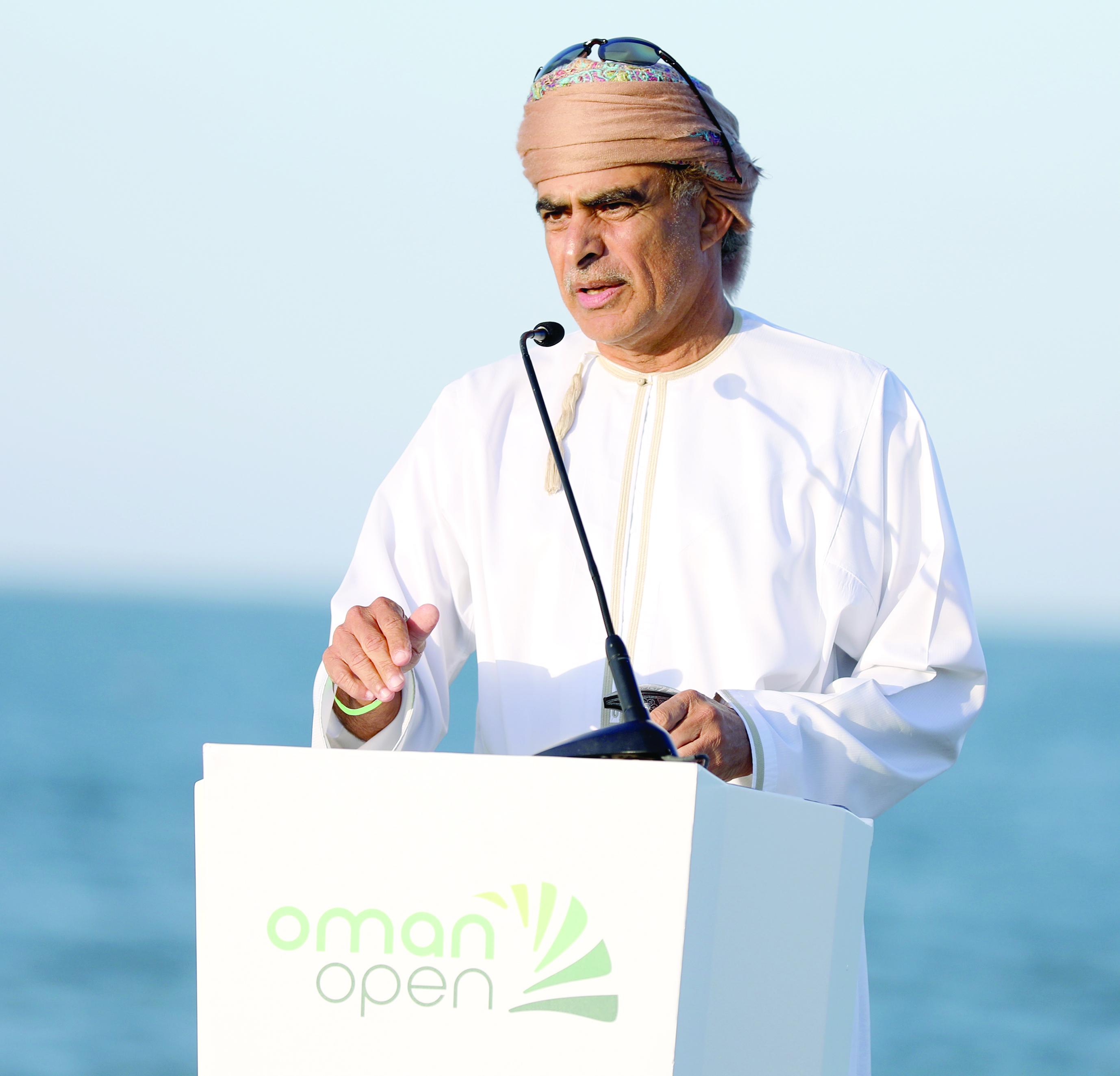 برعاية تيمور بن أسعدالأمريكي كورت يتوج بلقب«عمان لمحترفي الجولف»