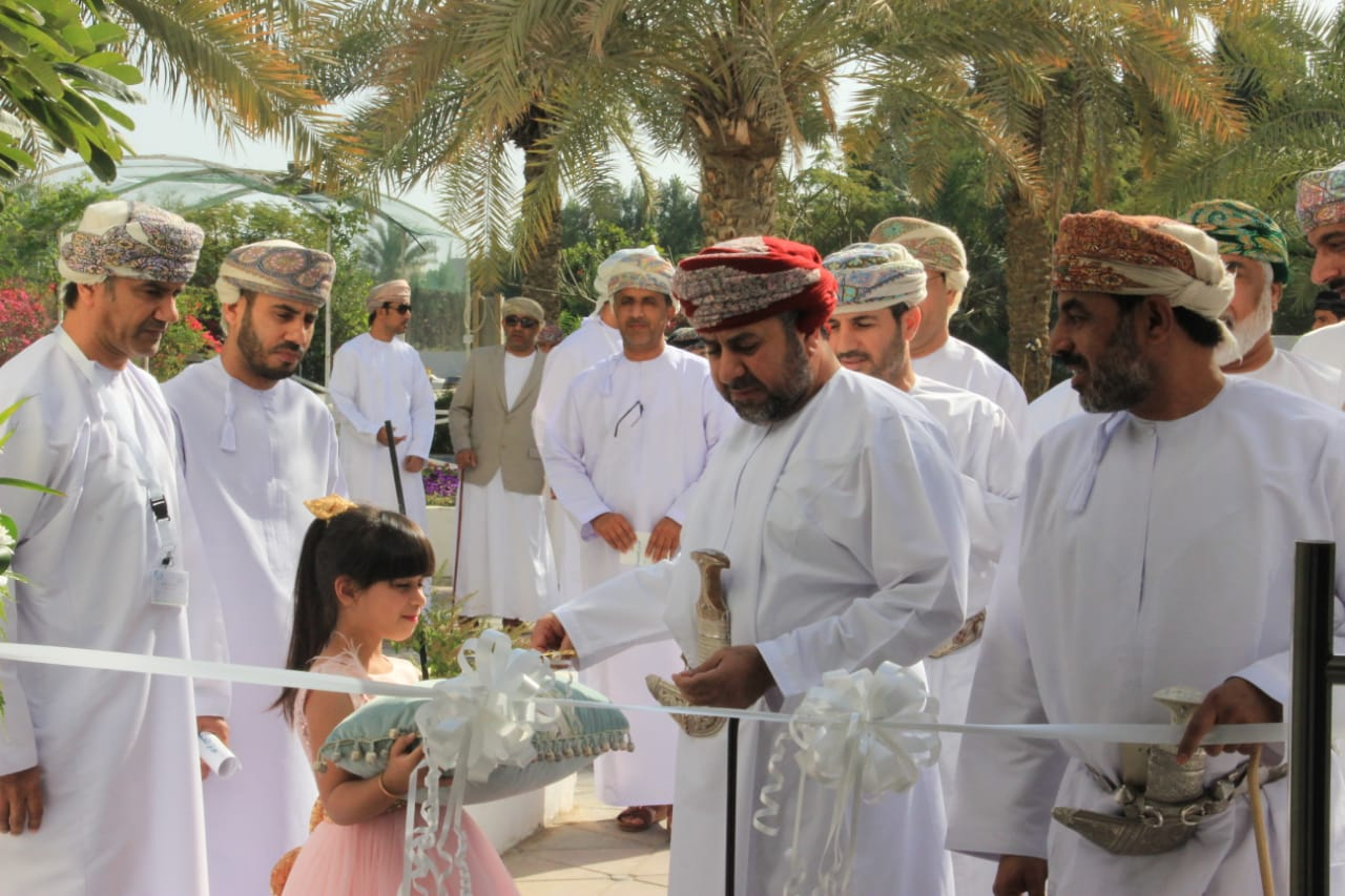 افتتاح معرض التخصصات الدراسية والجامعية بصحار
