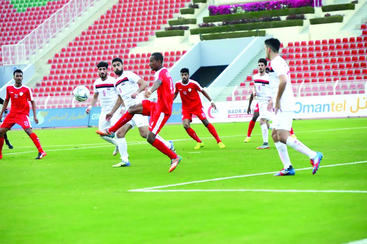 المنتخب الوطني الأولمبي يلاقي قيرغيزستان وديا