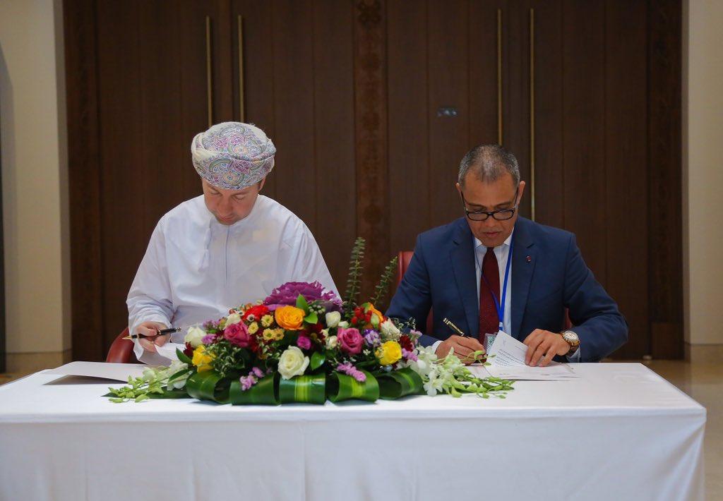 السلطنة والمغرب يوقعان اتفاقية تعاون في المجال الثقافي