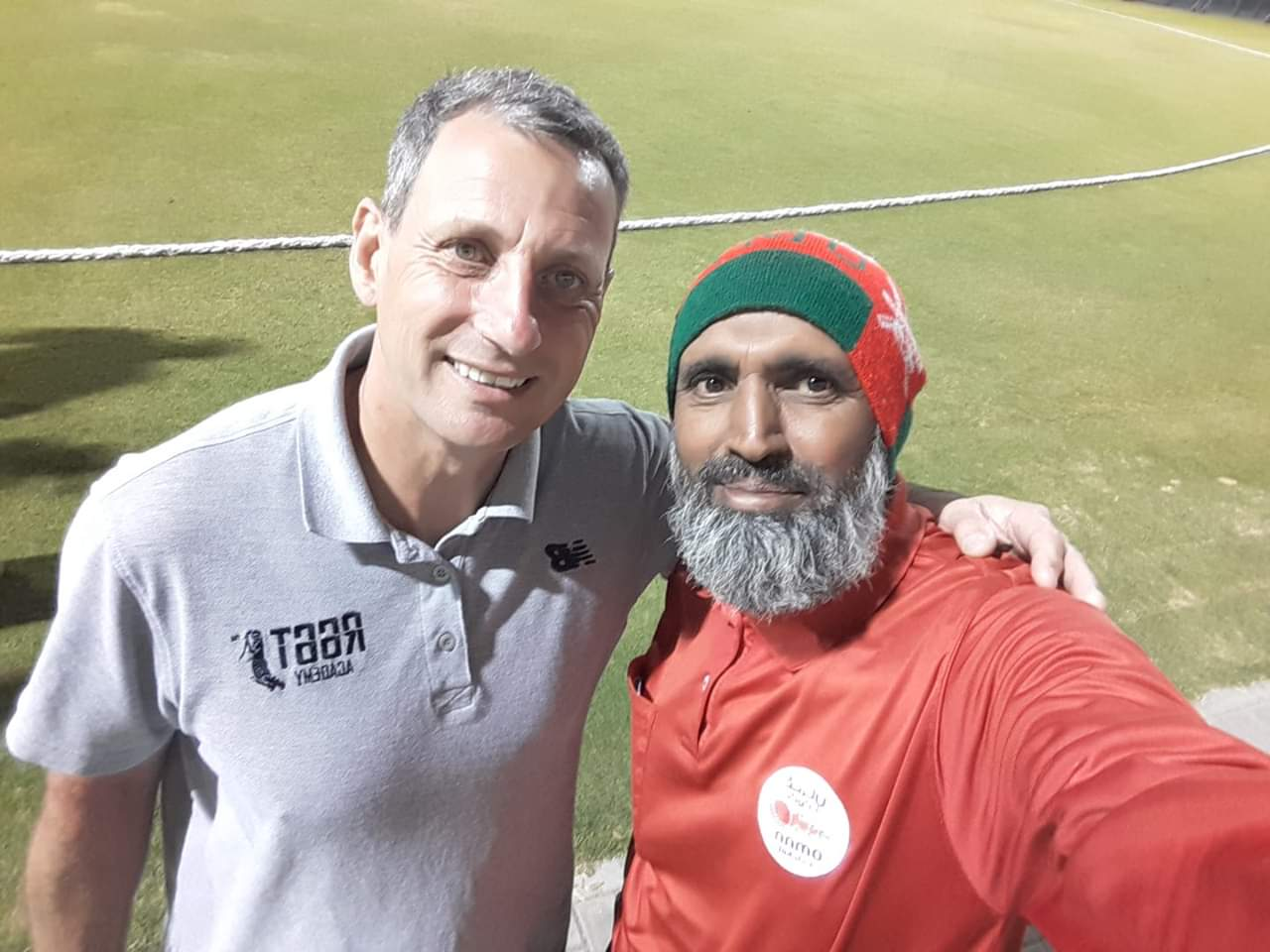 World's oldest cricket club comes to Oman