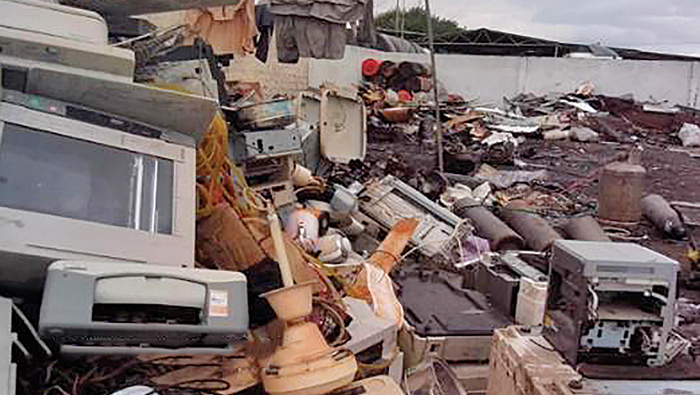 A mountain to climb: e-waste in Oman prompts government action