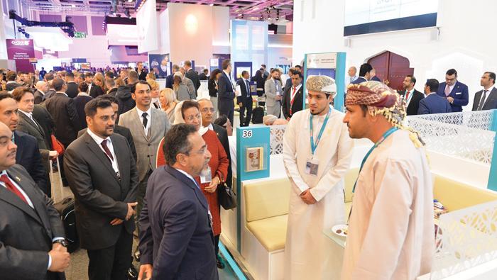 Oman's pavilion draws huge crowd at ITB Berlin