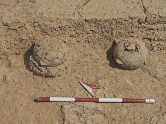 Italian archaeologist announces new discoveries at Salut Fort