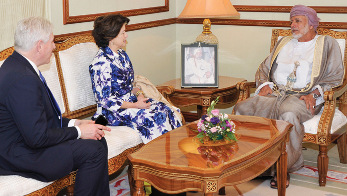 Alawi receives US delegation