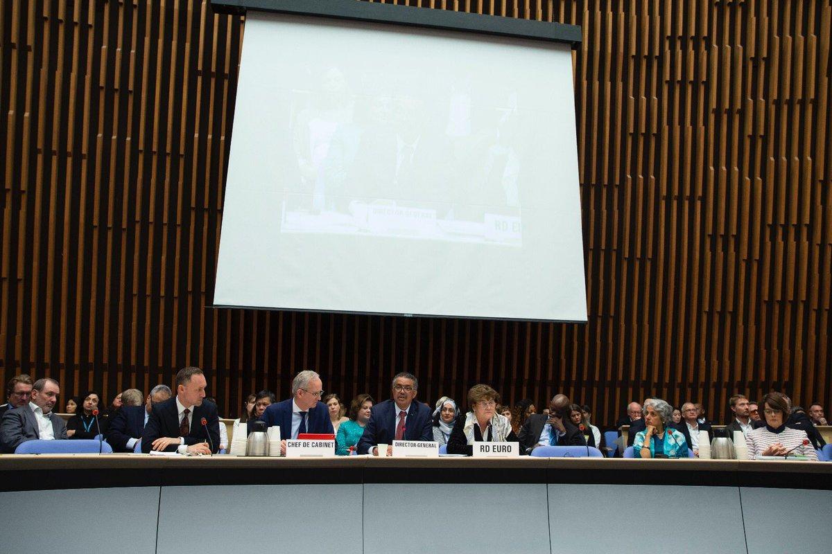 World Health Organisation unveils major reforms