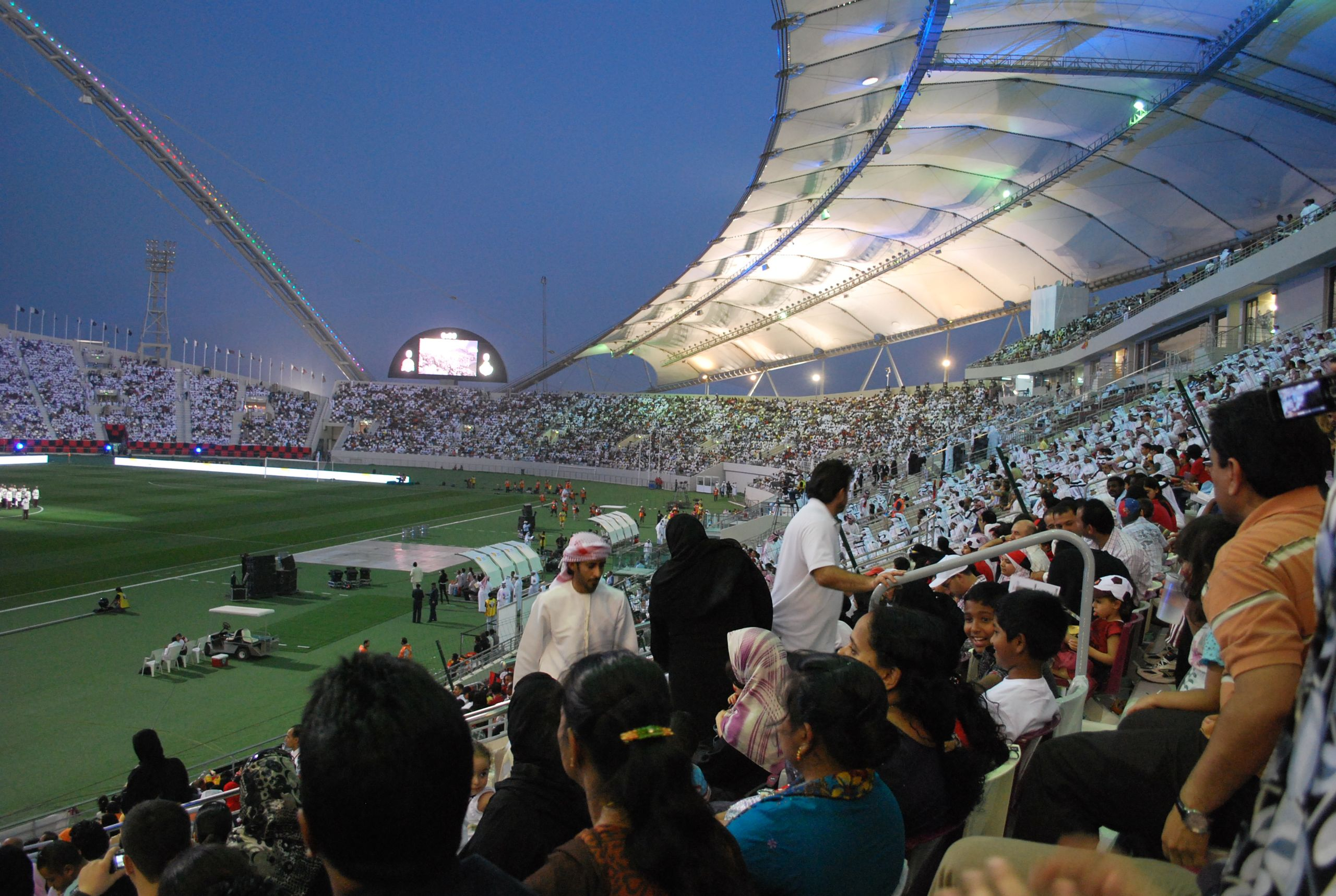 FIFA tight-lipped on whether Oman will help host Qatar 2022 World Cup