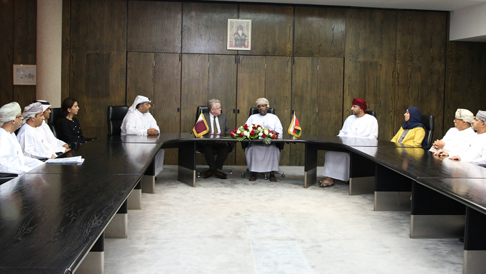CBO signs key pact with Qatari financial centre