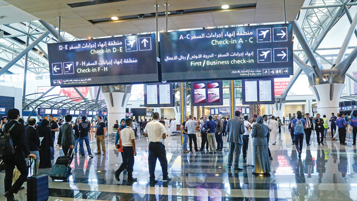 Muscat Airport named most improved airport in the Middle East