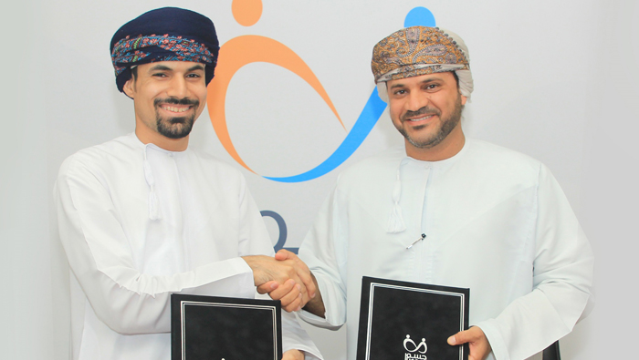 Jusoor signs contracts for Liwa Cultural Center