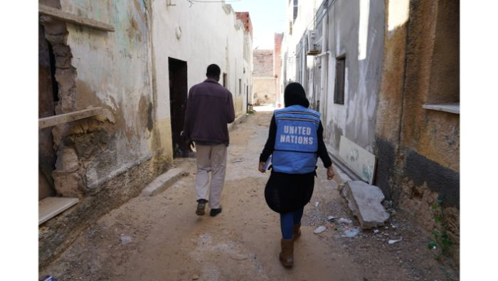 Casualties in Libya rise to 682: WHO