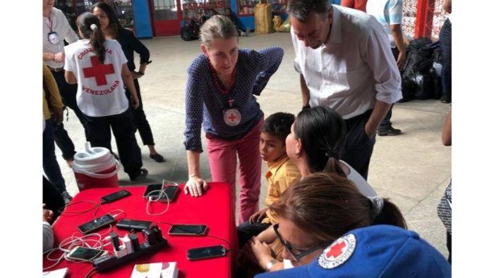 ICRC triples Venezuela budget