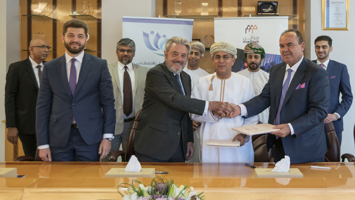 Shumookh inks $120 million pact with Sadeen Group