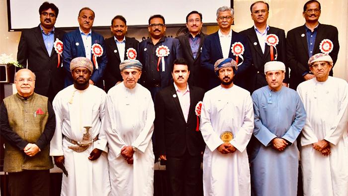 Salalah cricket winners honoured