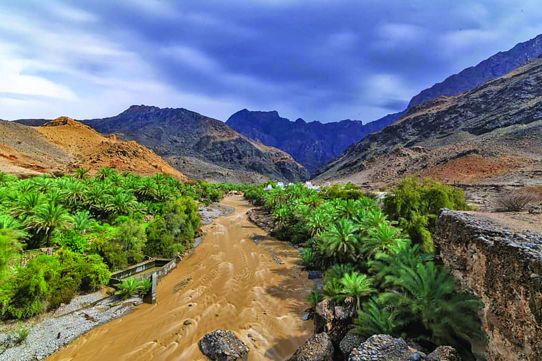 In pictures: Greener, cooler Oman loved by one and all