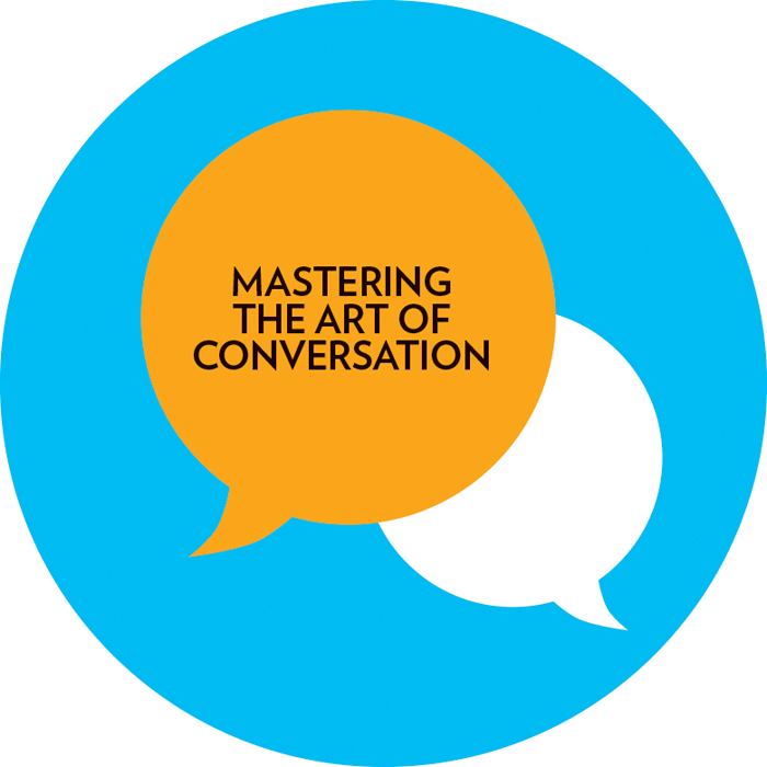 What is it that makes one a great talker?
