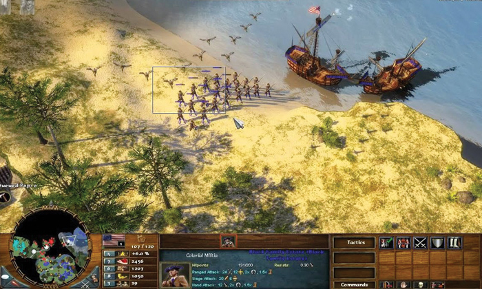 Times Digital Download: Age of Empires III – The War Chiefs