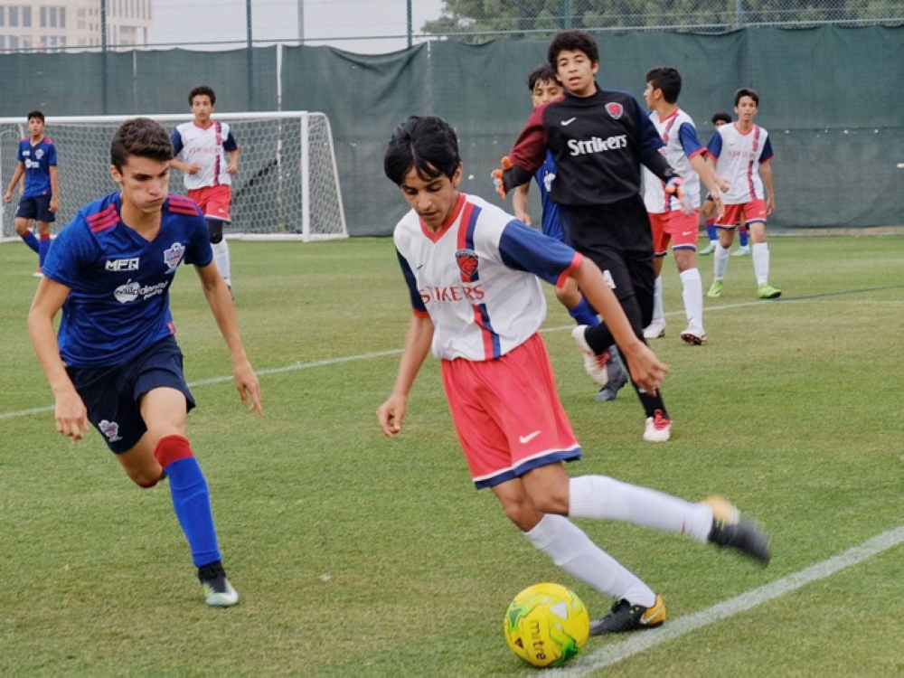 MFA qualify for quarter-finals of 'Little World Cup'