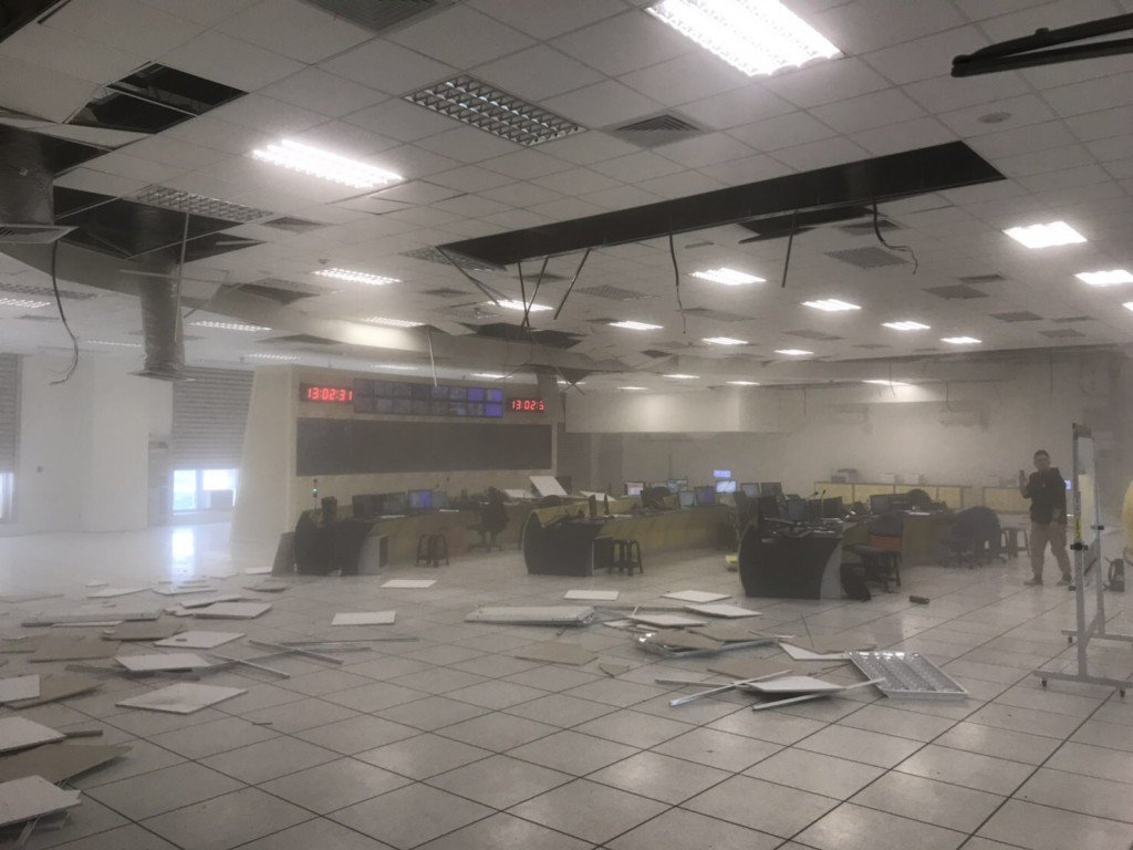 6.1 magnitude earthquake rocks Taiwan