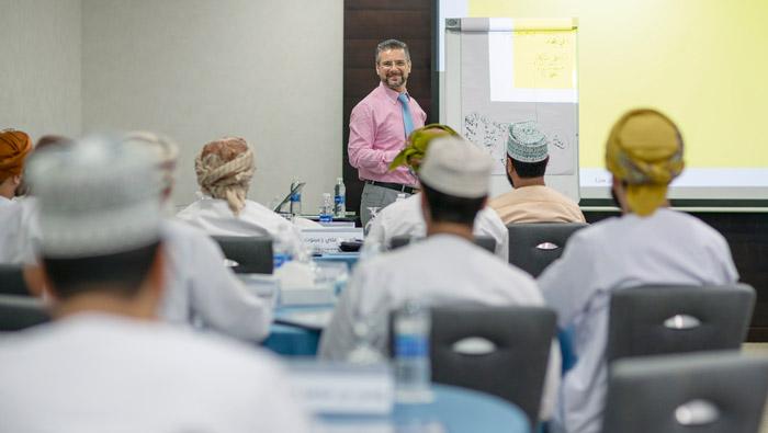 Training programme held on supervisory skills