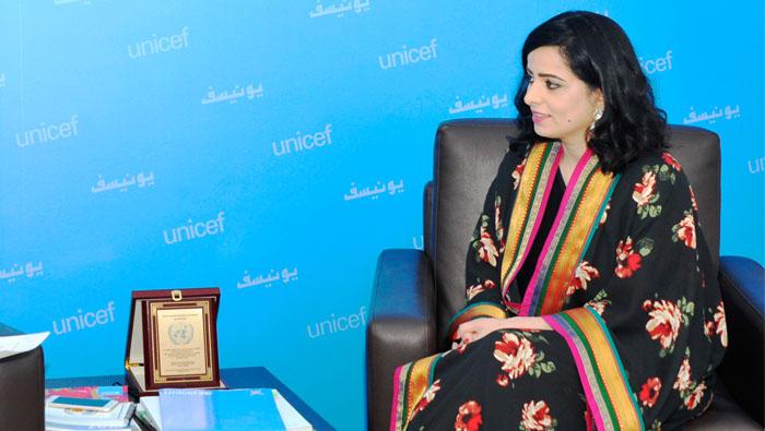 UNICEF representative praises Oman over child rights