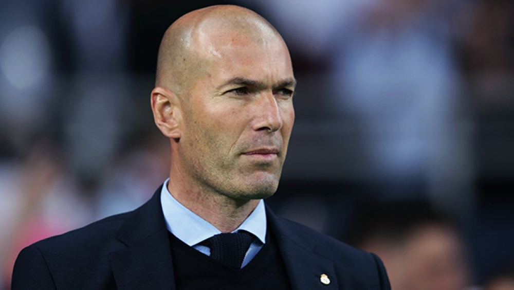 Zidane continues with his rotation policy of players