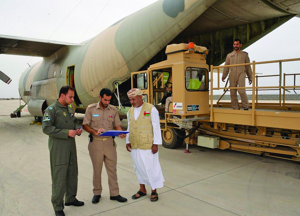 Reader'sResponse: His Majesty praised after Oman sends flood aid to Iran