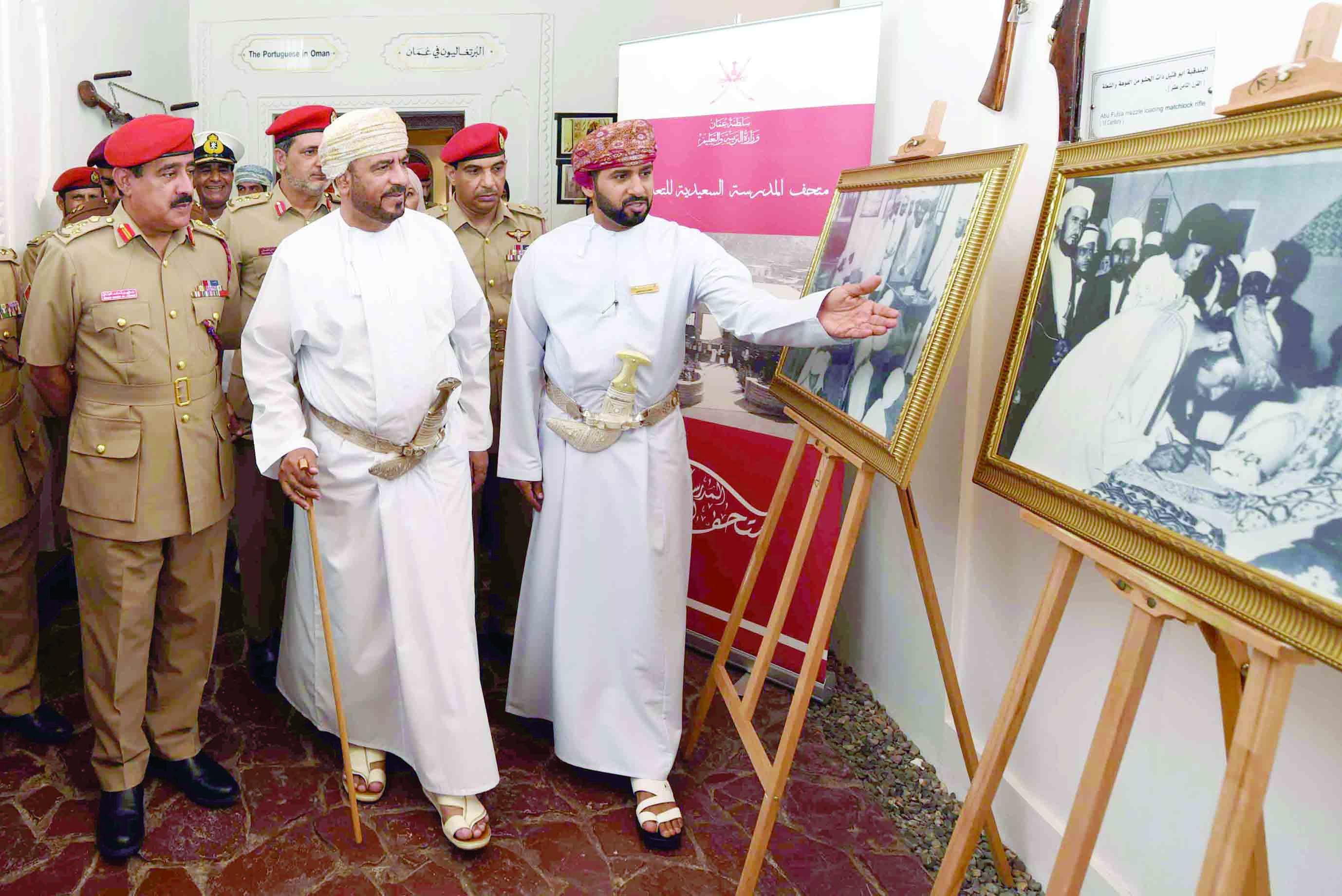متحف القوات المسلحة يحتفل باليوم العالمي للمتاحف