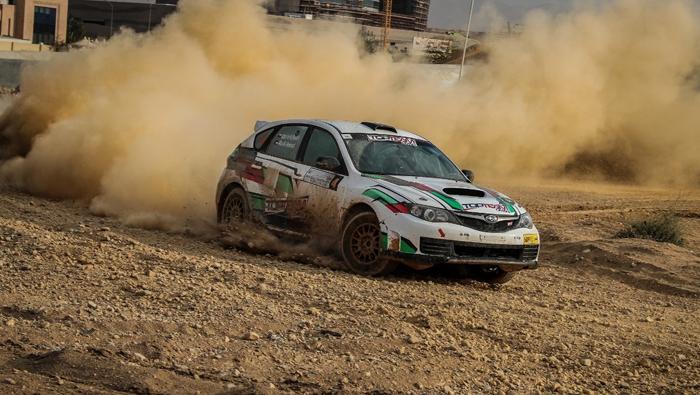 Three Omani drivers to take part in Jordan rally