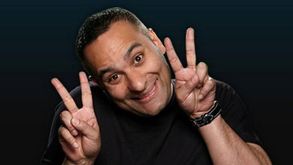 Comedian Russell Peters to perform in this Arab country