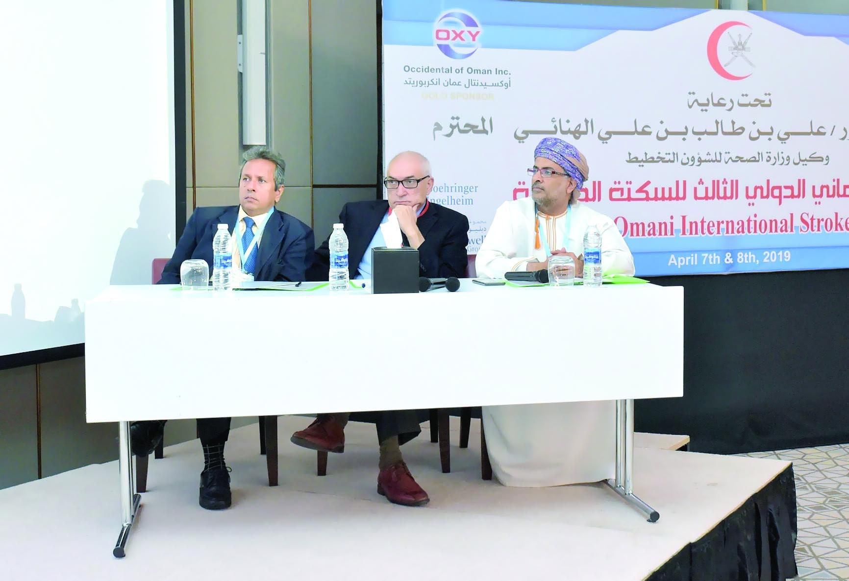 بمشاركة 250 من الكوادر الطبية.. انطلاق فعاليات المؤتمر العماني الدولي للسكتة الدماغية