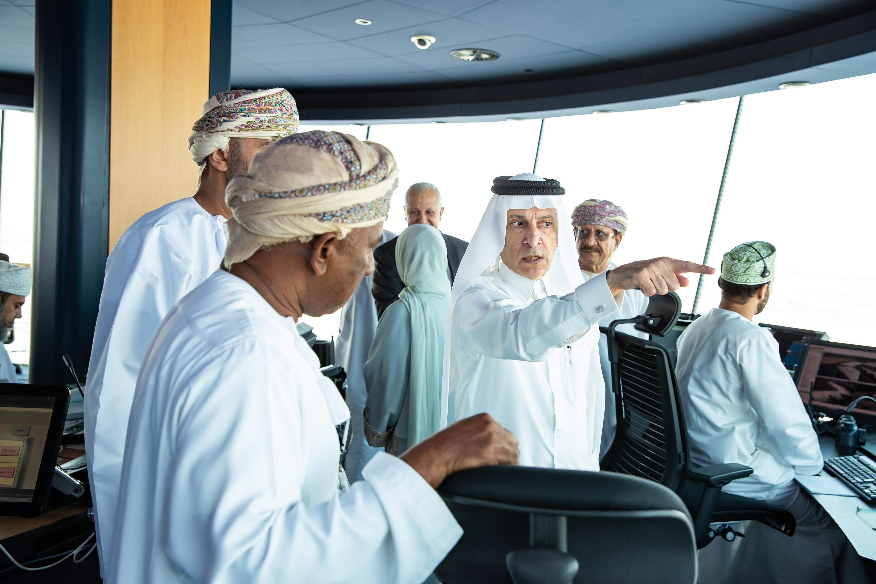 Qatar Airways GCEO praises new Muscat Airport