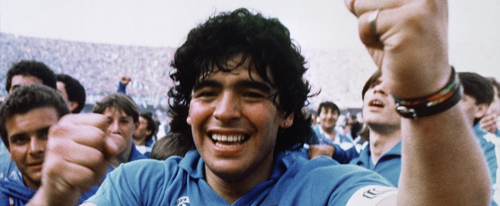 Maradona documentary to release in June