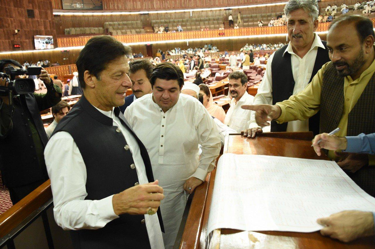 Everyone has a stake in Pakistan: PM Imran Khan