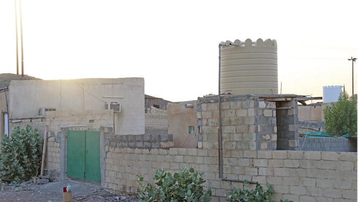 Dar Al Atta'a building houses for needy through charity in Oman