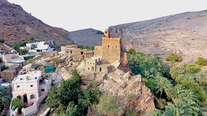 Rustaq wildlife reserve to preserve plants, animals