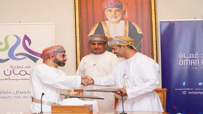 Four new stamps launched to promote Oman tourism