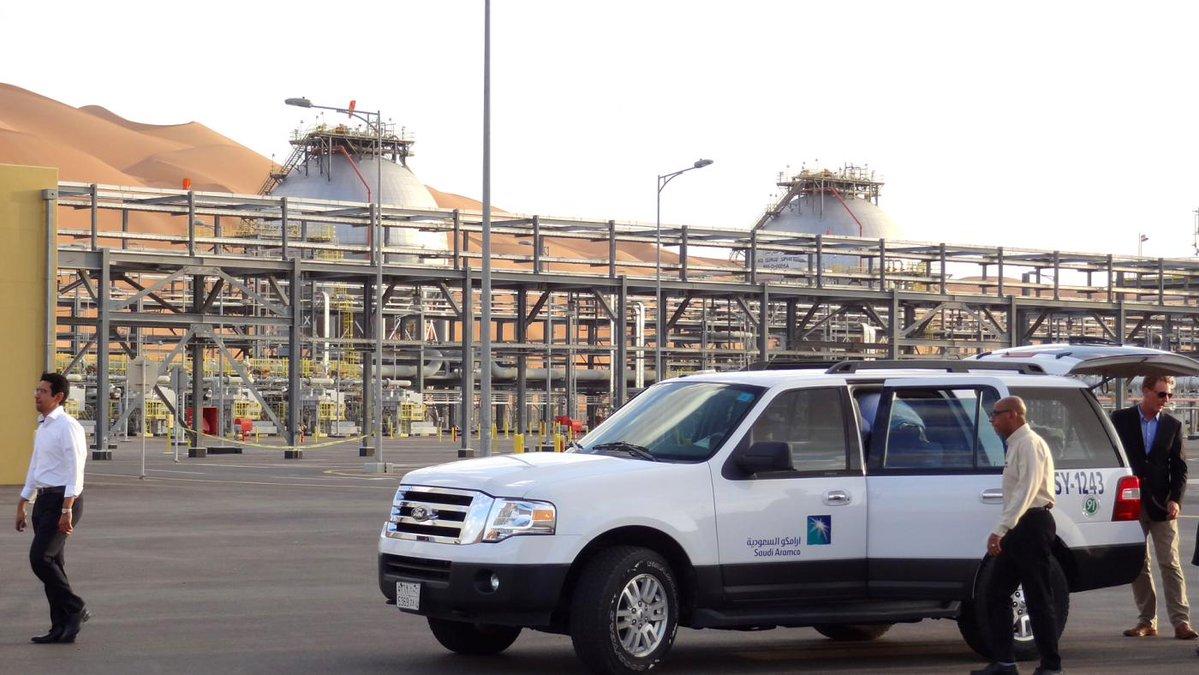 Breaking: Armed drones attack on Saudi oil pipeline